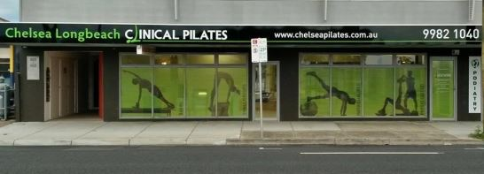 Chelsea Longbeach Clinical Pilates
