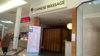 Chi Chinese Massage