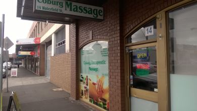 Coburg Therapeutic Massage