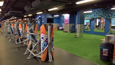 Crunch Fitness Chatswood