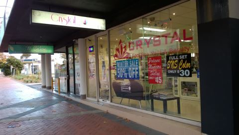 Crystal Foot Spa Nails and Beauty