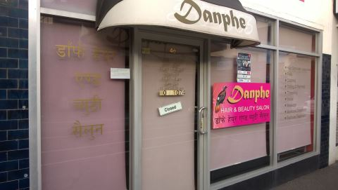 Danphe Hair and Beauty Salon