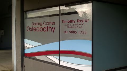 Darling Corner Osteopathy