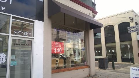 Dashing Nails