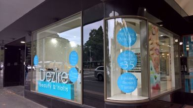 Dezire Beauty and Nails Glebe