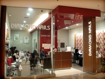 Diamond Nails Chadstone