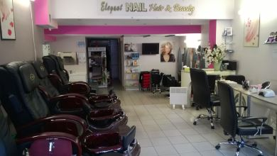 Elegant Nails And Hair Boutique