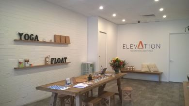 Elevation Floatation and Yoga
