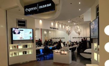 Express Colour Bar