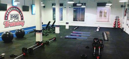 F45 Training Prahran