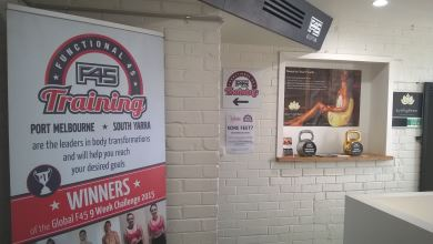 F45 Training Port Melbourne