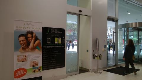 Facial Attraction Laser and Skin Clinic Collins Street