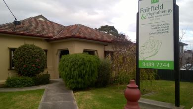 Fairfield Physiotherapy and Sport Injuries Centre