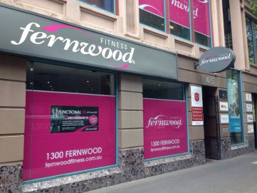 Fernwood Fitness Flinders Lane