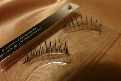 Fifty Styles of Lashes