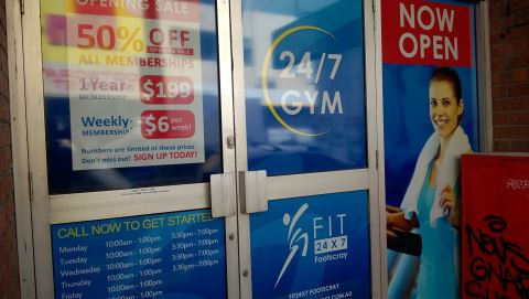 Fit 24X7 Footscray Gym