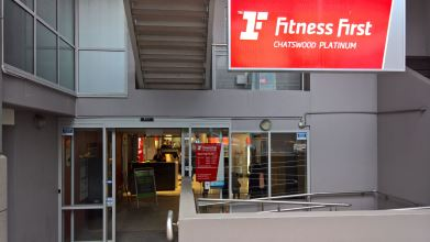 Fitness First Chatswood Platinum