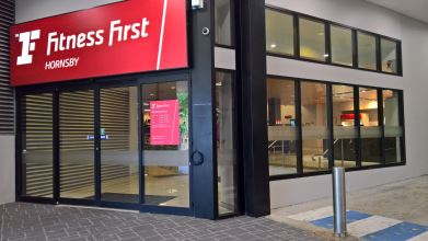 Fitness First Hornsby
