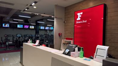Fitness First Newtown