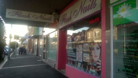 Flash Nails