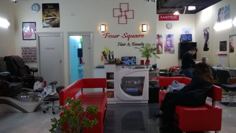 Four Square Hair and Beauty