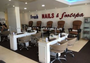Fresh Nails and Footspa Port Melbourne