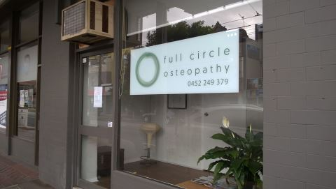 Full Circle Osteopathy