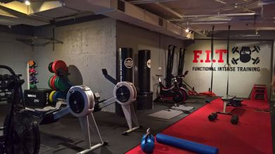 Functional Intense Training Sydney CBD