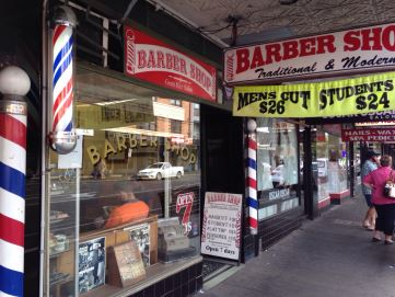 Barber Shop St Kilda