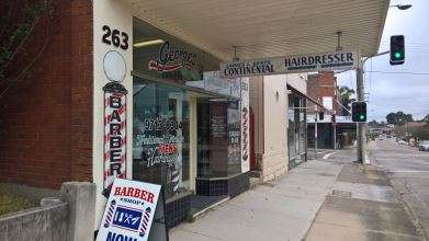 George's Old School Barber Shop