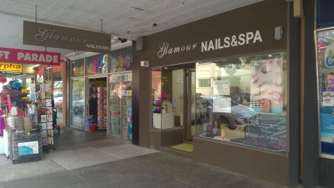 Glamour Nails and Spa