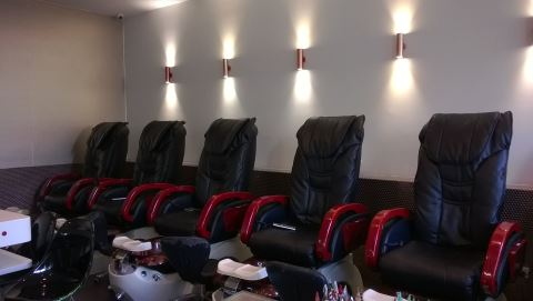 Goddess Of Nails and Beauty QV