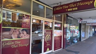 Golden Tree Thai Massage West Ryde