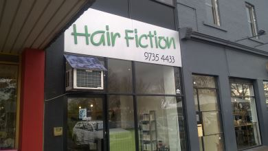Hair Fiction