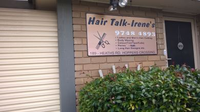 Hair Talk Irene's Salon
