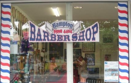 Hampton Barber Shop