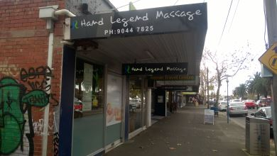 Hand Legend Massage