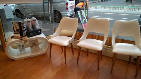 Heading Out Fitzroy