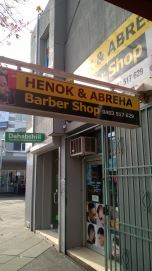 Henok and Abreha