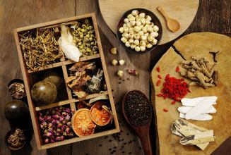 Herbary Chinese Medicine and Acupuncture