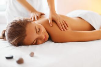 Holistic massage and acupunture
