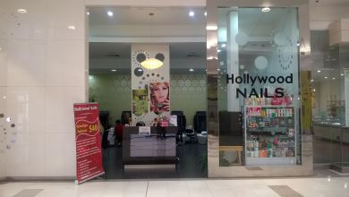 Hollywood Nails Pacific Werribee
