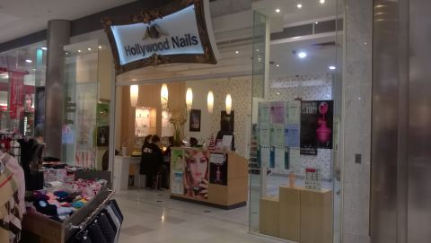 Hollywood Nails Box Hill