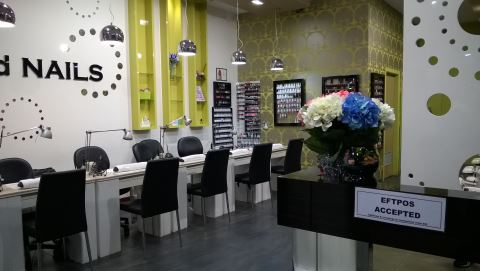 Hollywood Nails Brunswick
