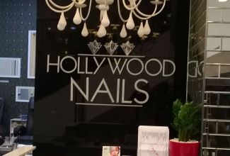 Hollywood Nails Casey Central