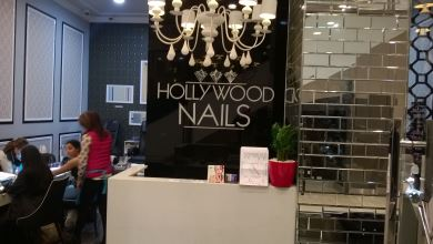 Hollywood Nails Melbourne Central