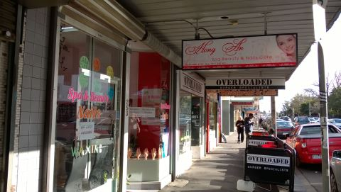 Hong An Spa Beauty and Nails