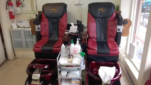 Instyle Nails and Footspa