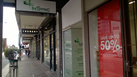 InSync Physiotherapy and Pilates