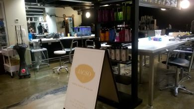 Jacso Hair and Makeup Salon
